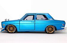 1971 Datsun 510 Tokyo Mod 1:24 Scale Die-cast Model Toy Car Maisto Ages 8+