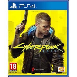 CYBERPUNK 2077 DAY ONE EDITION PER PS4 E PS5 GIOCO USATO OTTIMO CON ITALIANO