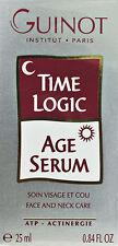 Guinot Temps Logique Âge Serum Visage et Soins Du Cou Atp Actinergie 25ml