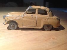 Dinky 160 Austin A30 - Vintage Diecast - Grey Tires - Meccano - Made in England