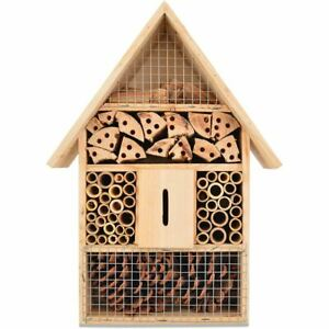 Insect Nest Home Bee Keeping Bug Ladybird Hotel