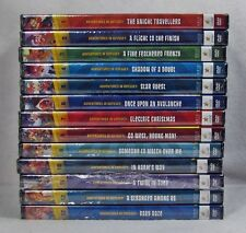 NEW Adventures in Odyssey DVD Set of 13 Video Focus on the Family