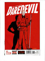 Daredevil Marvel Comics #17 NM- 9.2 The Man Without Fear 2015