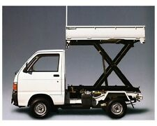 1980 ? Daihatsu Hijet Liftpick/Tipper Truck Factory Photo ca5753