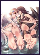 C97 Idolmaster  Asuka & Shiki Circle Scarlet Agents Doujin Character Sleeves