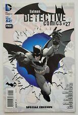 Batman Detective Comics #27 Special Edition Batman Day VG/FN  GOOD READER!!!