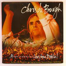 "2 x 12"" LP - Chris de Burgh - High On Emotion: Live From Dublin! - B4425"