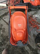 Flymo 967258601 Hover Vac 280 1300W 28cm Electric Corded Lawnmower - Orange