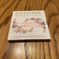 Seraphine Botanicals Happy Hibiscus Natural Powder Blush 16g FULL SIZE SEALED