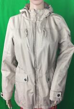 WOMEN'S CB SPORTS SKI COAT REGULAR BROWN JACKET WITH FLEECE LINING  SIZE SMALL