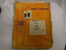 TC-129 International 544 & 2544 Tractor Parts 1967 Catalog