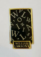 William Lawson's - Blended Scotch Malt Whisky - Collectors Enamel Pin Badge ##A