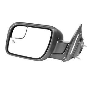 NEW OEM 2011-2019 Ford Explorer Exterior Rear View Mirror Black LH Driver Side