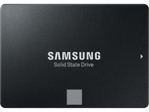 "SAMSUNG 860 EVO Series 2.5"" 2TB SATA III Samsung V-NAND 3-bit MLC Internal Solid"