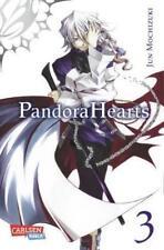 PandoraHearts 3 von Jun Mochizuki (2011, Taschenbuch)
