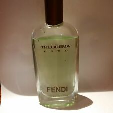 FENDI THEOREMA UOMO AFTER SHAVE 100ML!!RARE AND VINTAGE!!NOT VAPO