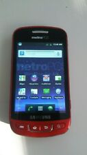 Samsung Admire SCH-R720 - Red (MetroPCS) Cellphone -NEW BATTERY- *FREE SHIP*