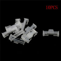 10Pcs Servo Extension Safety Cable Wire Lead Lock For Rc Boat Helicopter KWCA
