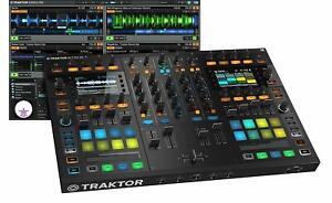 DJ-Controller Native Instruments TRAKTOR KONTROL S8 Elektronik unvollständig
