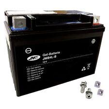 YB4L-B GEL-Bateria para Yamaha Cw 50 Original Bw año 2011-2012 de JMT