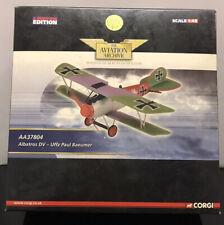 Corgi: LImited Edition  The Aviation Archive AA37804 Albatros DV (T11)