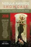 Nebula Awards Showcase 2018, Paperback by Yolen, Jane (EDT), Like New Used, F...