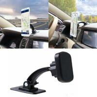 360° Rotation Car Magnetic Phone Holder Dashboard Mount Stand For Phone Tool