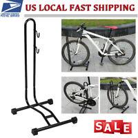 Black Friday❤-Bike Bicycle Coated Floor Stand Display Rack Storage Holder Repair