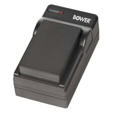 Bower LP-E6 Battery Charger for Canon EOS 70D, 80D, 5D, 6D, 7D, Mark III Mark II
