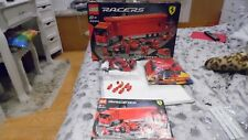 LEGO SCUDERIA FERRARI TRUCK 8654. RACERS. BOXED.  !!!! FREE UK POST !!!!