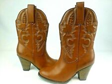 9b11f55fb40 Brown MIA Studded Boots for Women for sale | eBay
