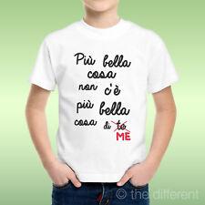 camiseta Niño niño Más Bella Cosa Sin C'Es más Bella cosa de mí Idea De Regalo