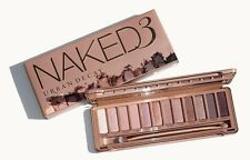 Urban Decay Naked 3 Eyeshadow Palette: 12x Eyeshadow, 1x Doubled Ended