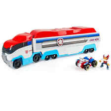 Paw Patrol Paw Patroller Semi Truck Transporter Pups Kids Fun Vehicle