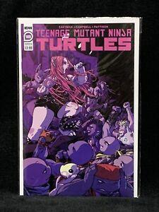 TMNT #105/ IDW Comics/ Teenage Mutant Ninja Turtles/ 1st Cameo Lita/ Last Ronin