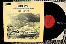 New listing NM+ RARE-M 61664-BUSCH STRING QUARTET-BEETHOVEN NO.13 IN B FLAT-CBS MONO 1970 LP