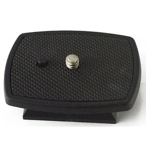 Tripod Head Quick Release Plate for Velbon CX-444/CX-888/CX-460/SONY VCT-R640