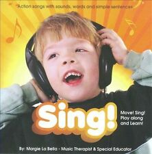 Sing from the Move Sing Play Along & Learn Series