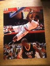 James Southerland signed photo SU Basketball Auto