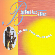 Big Band All-Stars : Big Band Jazz & Blues Cd