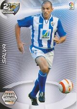 N°439 SALVA # MALAGA.CF CARD PANINI MEGA CRACKS LIGA 2007