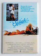 Splash FRIDGE MAGNET (2 x 3 inches) movie poster tom hanks darryl hannah