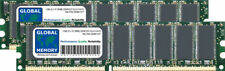 1gb (2x 512mb) DDR 333mhz PC2700 184 pines ECC UDIMM SERVIDOR / Workstation RAM