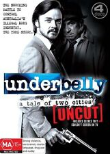 Underbelly: A Tale of Two Cities (Uncut) DVD [New/Sealed]