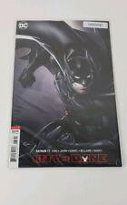 Batman #77 A DC Comics 1st Print 2019 Death Major Character variant cover