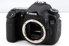 Canon EOS 70D 20.2MP DSLR Digital SLR Camera Body from Japan [EX+++]