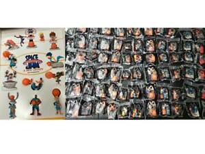 McDONALD'S 2021 SPACE JAM - PICK YOUR TOYS OR THE SET - ON HAND