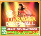 100% RAGGA DANCEHALL - DANCEFLLOR 2 CD COMPILATION NEUF ET SOUS CELLO