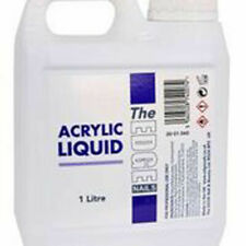 The Edge Acrylic Liquid 1 Litre - Arcylic nails Monomer - Other Sizes Available