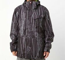 QUIKSILVER Men's RENEGADE Insulated Snow Jacket - BLK - XLarge - NWT